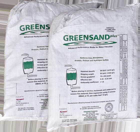 greensandplus bags